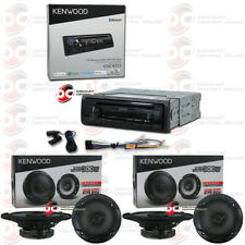 KENWOOD KDC-BT23 CAR 1-DIN CD BLUETOOTH ANDROID STEREO PLUS 4 x 6.5