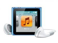 Apple iPod Nano 6G 8GB blau - AKZEPTABEL