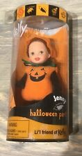 2000 Halloween Party Jenny Pumpkin doll NRFB Kelly Shelly Barbie