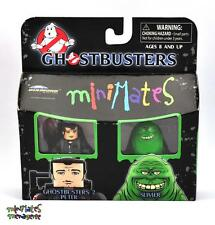 Ghostbusters Minimates TRU Wave 4 GB2 Peter Venkman & Slimer