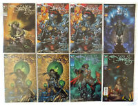 LOT OF 8 TALES OF THE DARKNESS COMICS VOL 1 1996/2001 VARIANT & 2 DUPLICATES NM