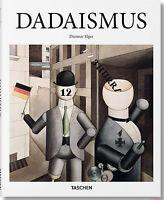 Fachbuch Dadaismus, Tristan Tzara – Marcel Duchamp – Hannah Höch uva., NEU