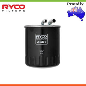 New * Ryco * Fuel Filter For MERCEDES BENZ CLC220 W203 CDi 2.2L 4Cyl