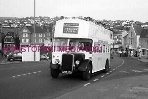 Brighton Hove & District EX Bristol Tramways ECW Bristol 990 GHT125