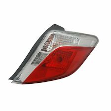2012 2013 2014 TOYOTA YARIS HATCHBACK TAIL LAMP LIGHT RIGHT PASSENGER SIDE