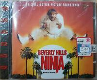 CD OST Beverly Hills Ninja (Original Motion Picture Soundtrack EMI ITALY 1997