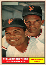 "FELIPE & MATTY ALOU 61 ""THE ALOU BROTHERS"" ACEO ART CARD ## BUY 5 GET 1 FREE ##"