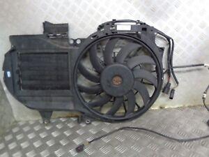 2011 SEAT EXEO 2L TDI RADIATOR COOLING FAN 1040870680