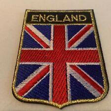 Ecusson Patch England Angleterre UK - Drapeau  - Livraison gratuite