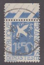 France 1934 #294 Dove and Olive Branch - F Used
