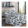Leopard Jungle Duvet Cover Set All Sizes New Poly Cotton Reversible Bedding Set