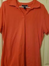 Womens Karen Scott Golf Type Shirt Lg