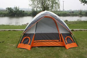 Elite Waterproof Double layer Outdoor 3 Person Camping Family Tent