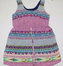 Womens Dress 2X Aztec Print Multi-color NWT