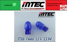 MTEC MT226 COPPIA LAMPADE PUNTO EVO T20 MONOLUCE 12V/21W BIANCA W21W FREDDA