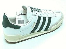 Adidas Originals Jeans Mens Shoes Trainers Uk Size 7 to 11 BB7440 white / green