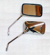 2 Spiegel rechts + links chrom Mirror chrome Honda CA VT 125 VF 750 VT 1100 NEU
