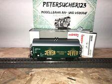 Märklin H0 44186 Gedeckter Güterwagen Jever Friesisch Herb  in OVP  GW225  O1019