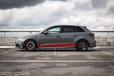 MTM Nardo Felge 8,5x19 ET 50 Schwarz 5x112 57,1 Audi RS3 8V Alufelge
