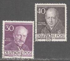 Sellos de Alemania y sus colonias de 3 sellos usado