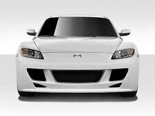 04-08 Mazda Rx-8 Duraflex X-Sport Front Bumper 1 Piece Body Kit 109489(Fits: Mazda Rx-8)
