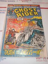 Marvel Spotlight 6 - 2nd Ghost Rider (10/72)