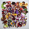 50Pcs Luggage Sticker Marvel Super Hero Avengers Car Skateboard Laptop Decal