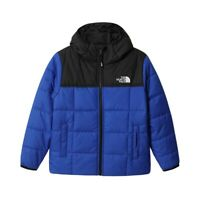 The North Face B Reversible Perrito Jacket Giacca Bambino NF0A4TJG CZ6 TNF Blue