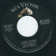 Rocker - Elvis Presley RCA 7410 I got stung / One night ♫