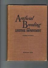 Artificial Breeding and Livestock Improvement - Stamm