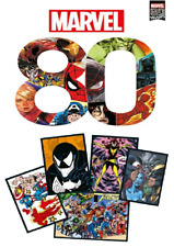 PANINI MARVEL 80 YEARS ANNIVERSARY STICKERS & CARDS (50% off with multibuy)