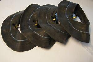 4 x  Schläuche 3.50-8 Luftschlauch 3.50-8 Schlauch 350-8 für Reifen 3.50-8 WV
