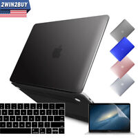 Hard Case & Keyboard Cover & Screen Protector For Macbook Pro 13 In A2159/A1989