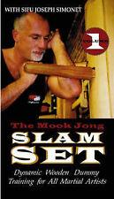USED (VG) Mook Jong Slam Vhs/PAL STD by Simonet