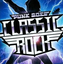 Punk Goes Classic Rock by Various Artists (CD, Apr-2010, 2 Discs, Fearless...