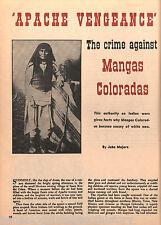 Apache Vengeance - The Crimes Of Mangas Coloradas