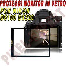 PROTEZIONE DISPLAY X FOTOCAMERA NIKON D5200 COPRI MONITOR SCREEN PROTECTOR