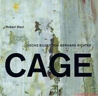 Fachbuch Gerhard Richter, Die Cage-Bilder, tolle Bilder, TOP Buch, NEU, OVP