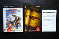 GOD OF WAR Kapukore Sony Playstation2 PS2 JAPAN Very Good Condition !
