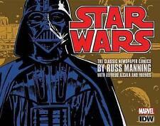 STAR Wars Classic GIORNALE FUMETTI: volume 1 by Russ Manning (Rilegato, 2017)