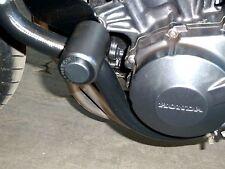 HONDA CBF600 / SA 2004-2006 CRASH MUSHROOMS PROTECTORS SLIDERS BOBBINS NEW R8D5
