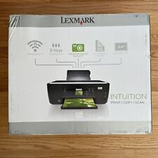 Lexmark Intuition S505 All-In-One Photo Quality Thermal Inkjet Printer 90T5005