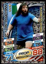 Topps Rugby Attax 2015 - Martin Castrogiovanni Italy Star Player No. 82