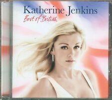 Katherine Jenkins - Best Of British Cd Ottimo Sconto € 5 su Spesa € 50