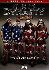 DUCK DYNASTY SEASON 4 2-DISC COLECTION DVD *NEW SEALED*