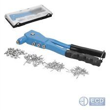 Blindnietzange Hand-Nietzange Popnietzange inkl. 100 Blindnieten 2,4 - 4,8 mm