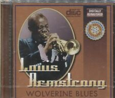 LOUIS ARMSTRONG - WOLVERINE BLUES - CD