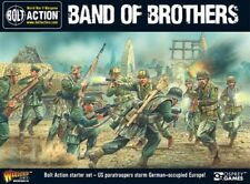 Warlord Bolt Action Bolt Action 2 Starter- Band of Brothers 401510001 Unpainted