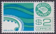 Mexico Exporta#1117a Abalone Phosphorescent Paper 4, unwmk. Mint NH