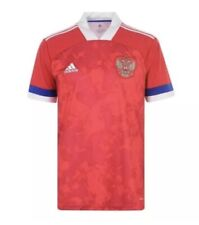 2020/21 Russia Home Football Jersey Shirt | Large | European Championships 2020